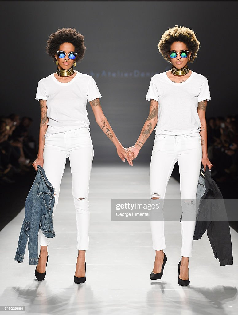 Toronto Fashion Week Fall 2016 Collections - TRIARCHY - Runway : News Photo