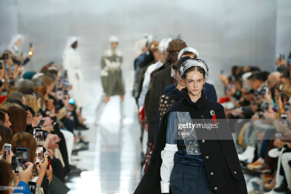 Maison Margiela : Runway - Paris Fashion Week - Womenswear Spring Summer 2020 : ニュース写真