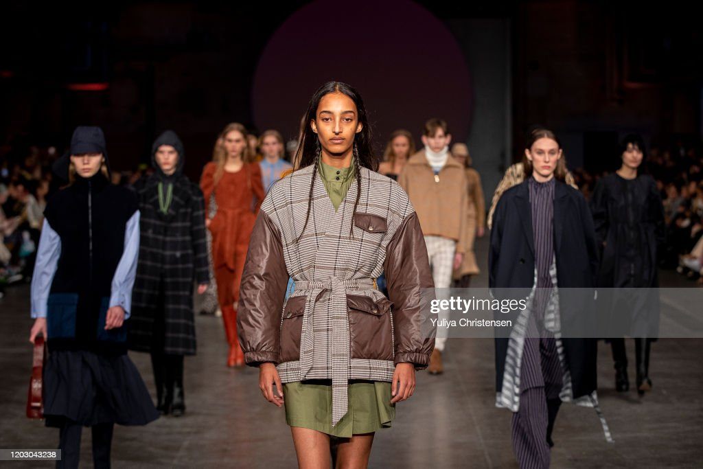 Day 3 -  Copenhagen Fashion Week Autumn/Winter 2020 : News Photo