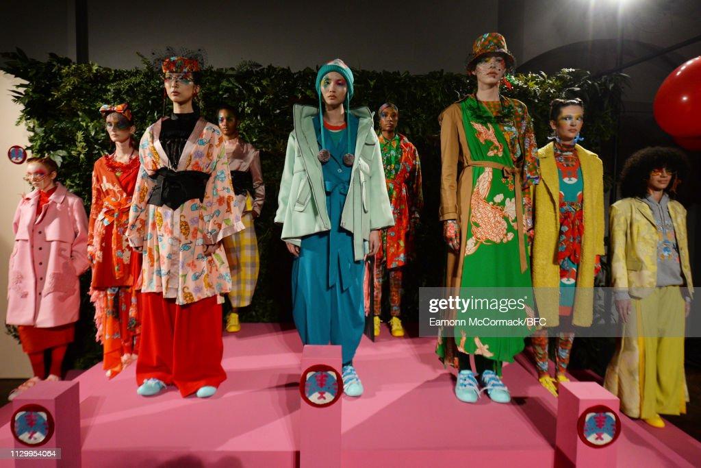 Fashion Hong Kong - Presentation & Cocktail Reception - LFW February 2019 : News Photo