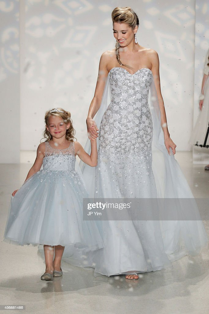 Spring 2015 Bridal Collection - Alfred Angelo - Show : News Photo