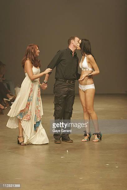 Models wearing Hallican Boodie MaraJoara Oscar Elvis and Serjeant