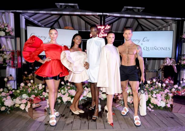 CA: LennyLu x Puey Quiñones Luxury Shoe Launch