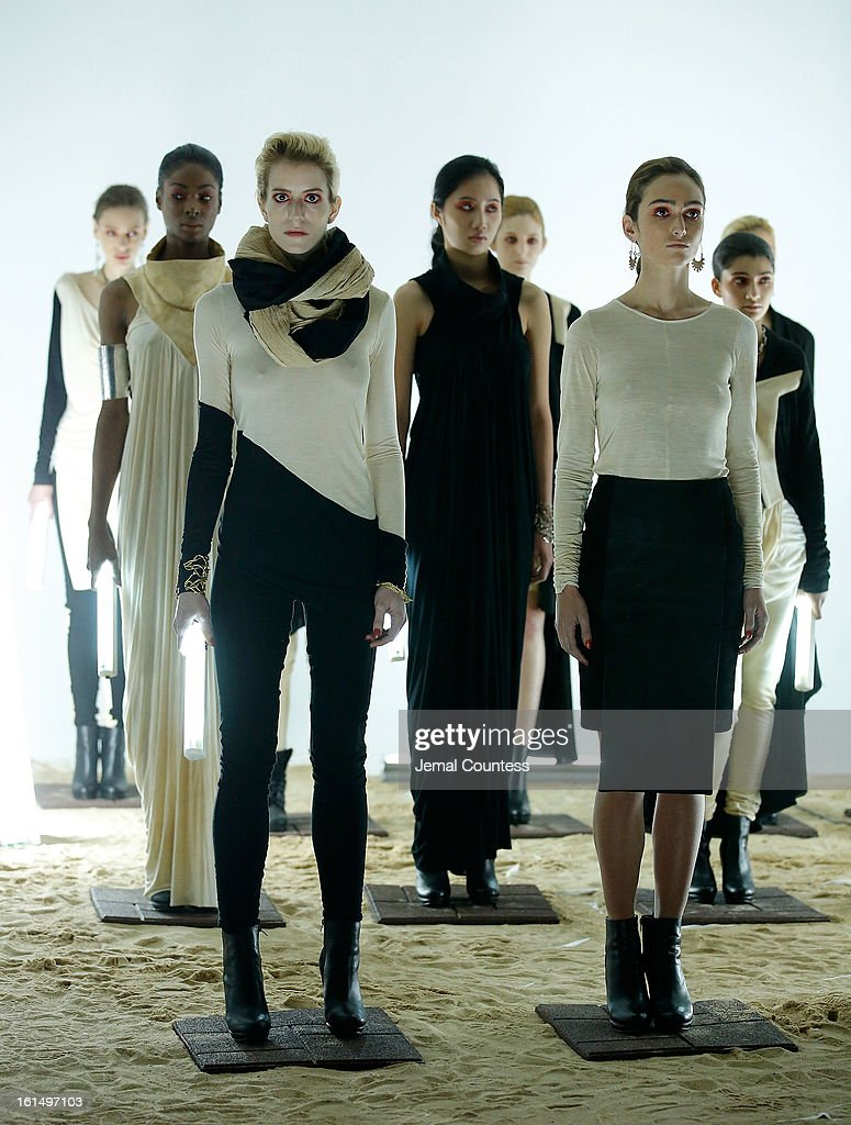 Odd - Presentation - Fall 2013 Mercedes-Benz Fashion Week