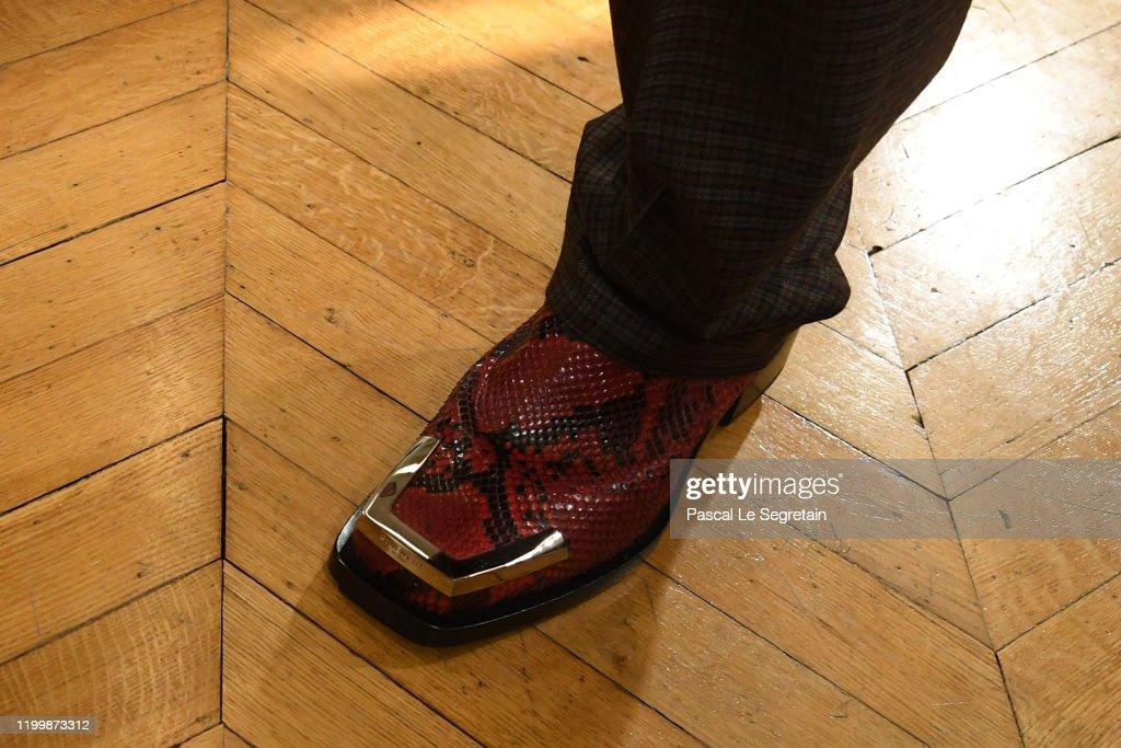 Givenchy : Runway - Paris Fashion Week - Menswear F/W 2020-2021 : News Photo