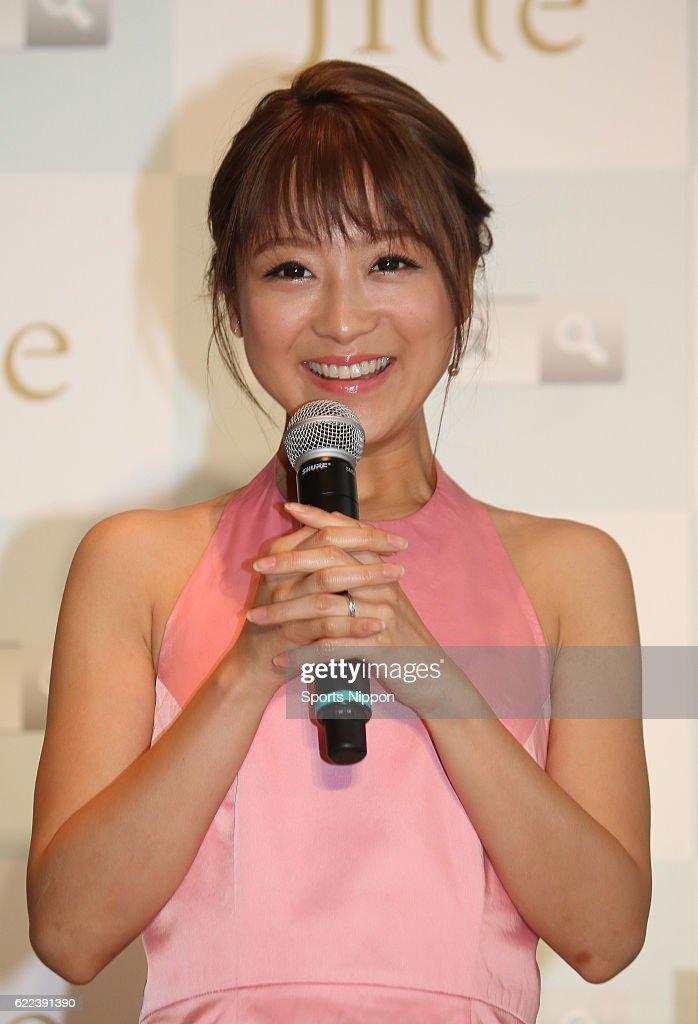 Nana Suzuki Attends PR Event In Tokyo : News Photo