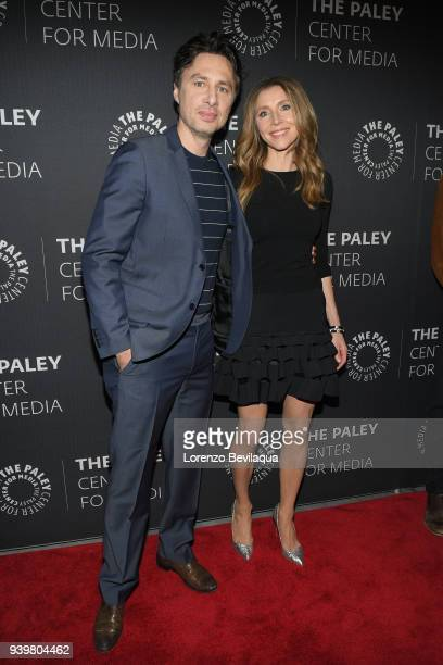 ALEX INC Moderated by former costar Sarah Chalke an audience watched the series premiere episode and heard stories from series star executive...
