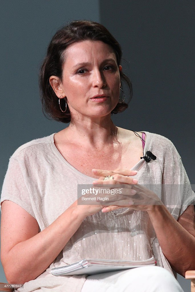 Moderator Alison Bailes attends Apple Store Soho: Meet the Filmmaker: at Apple Store Soho on June 19, 2015 in New York City.