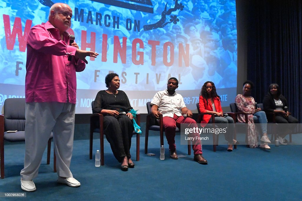 March On Washington Film Festival - Civil Rights And Comedy: The Unforgettable Dick Gregory