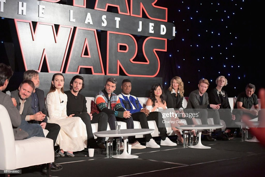 Star Wars: The Last Jedi Los Angeles Press Conference