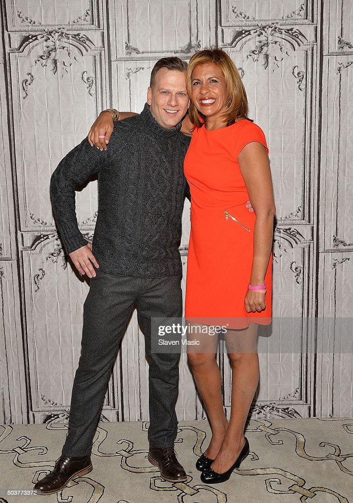 """AOL BUILD Series: Hoda Kotb Discusses Her New Book """"Where We Belong: Journey's That Show Us The Way"""""""