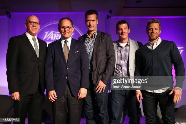 Moderator CAA cohead of marketing David Messinger NBC Universal EVP of digital advertising Scott Schiller Chipotle chief marketing and development...