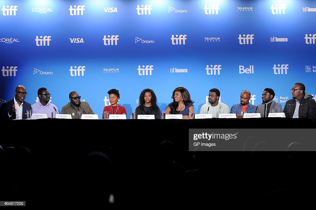 "2016 Toronto International Film Festival - ""City To City"" Press Conference : News Photo"