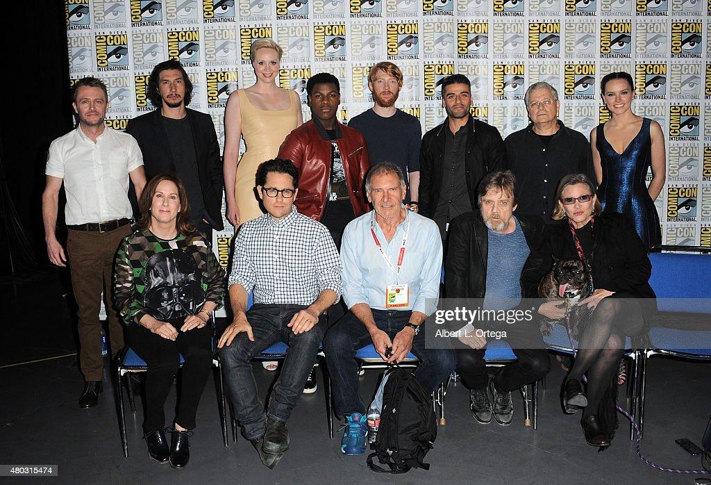 Comic-Con International 2015 - Lucasfilm Panel : News Photo