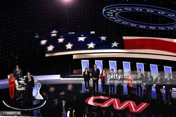 Moderator CNN chief political correspondent Dana Bash moderator CNN anchor Don Lemon moderator CNN chief Washington correspondent Jake Tapper and...