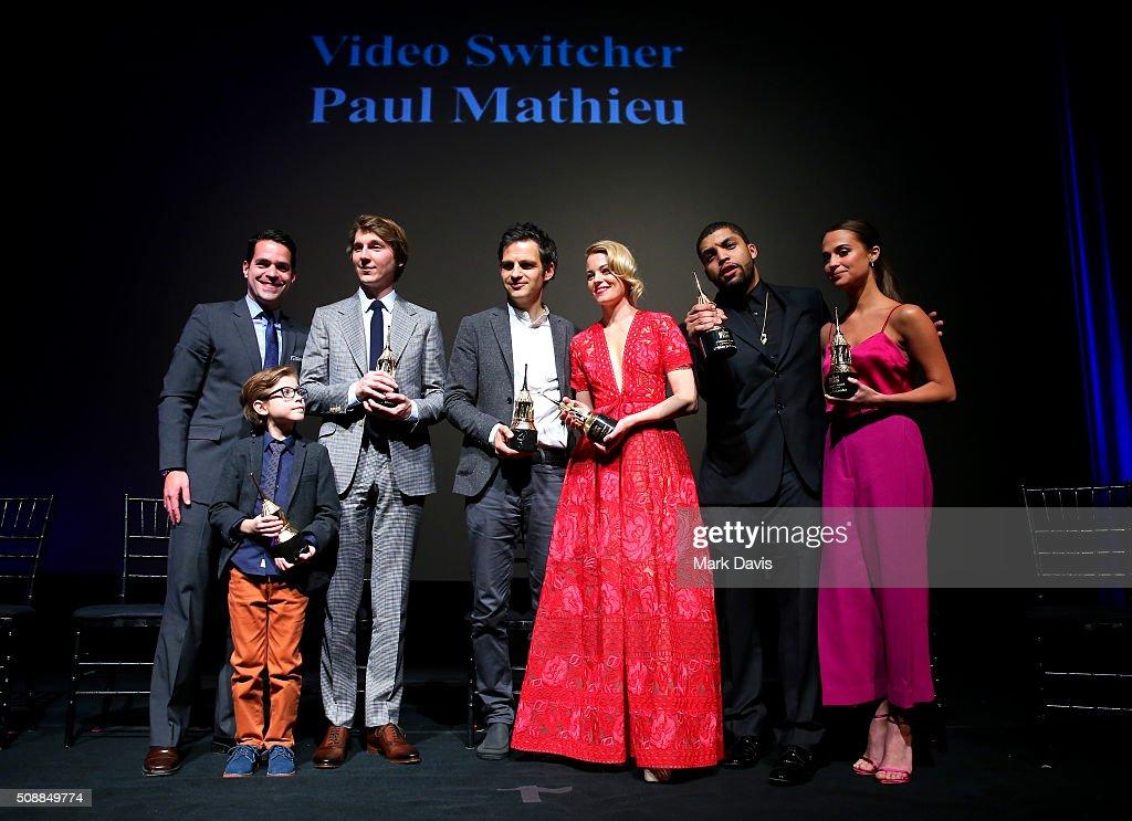 The 31st Santa Barbara International Film Festival - Virtuoso's Award