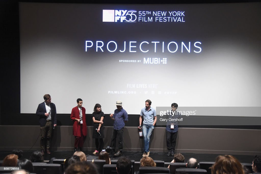 55th New York Film Festival - Projections Program 3: The Shapes Of Things