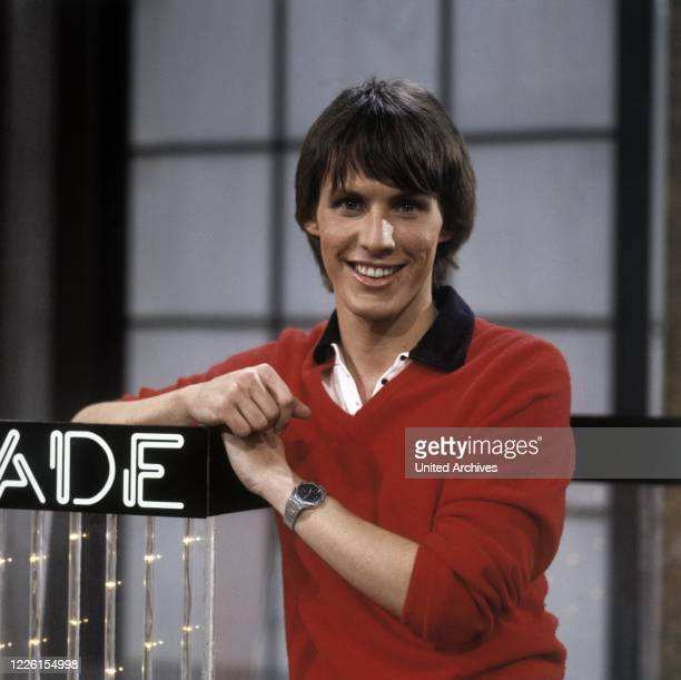 WORMS Moderator der ZDF Hitparade