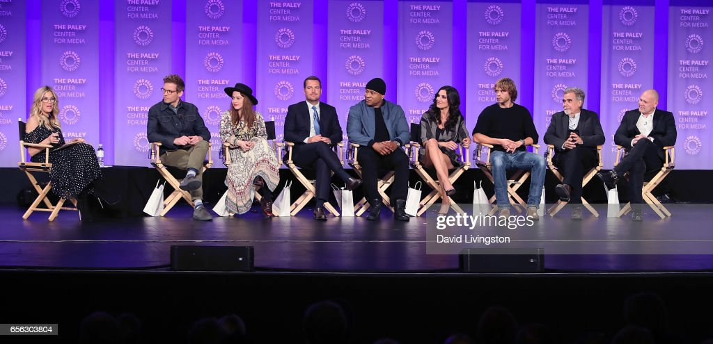 """The Paley Center For Media's 34th Annual PaleyFest Los Angeles - """"NCIS: Los Angeles"""" - Inside"""