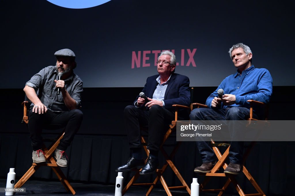 CAN: Private Screening For Netflix's Upcoming Nature Doc Series Our Planet, Launching Globally On April 5th