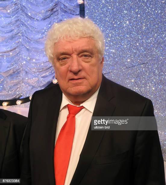 Moderator Hans Meiser aufgenommen auf der Diabetes Charity Gala von diabetesde Deutsche Diabetes Hilfe im Tipi am Kanzleramt in Berlin Tiergarten