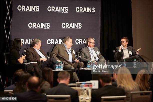 Moderator Jeanhee Kim Assistant Managing Editor Crains New York Business Mitchell Modell Chief Executive Officer Modells Sporting Goods Michael Muzyk...