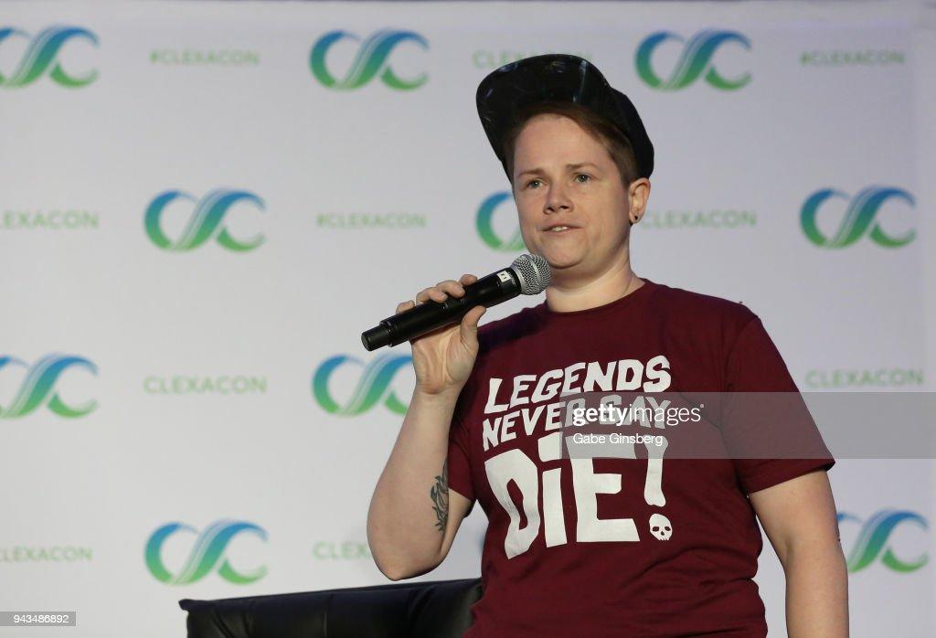 ClexaCon 2018 Convention : News Photo