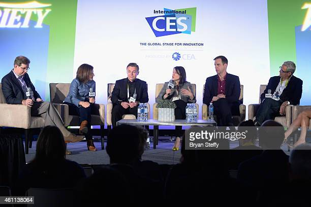 Moderator Joe Atkinson CEO of Vubiquity Darcy Antonellis Founder and President of OWZONES Dan Goman President/GM of Cartoon Network/Adult...
