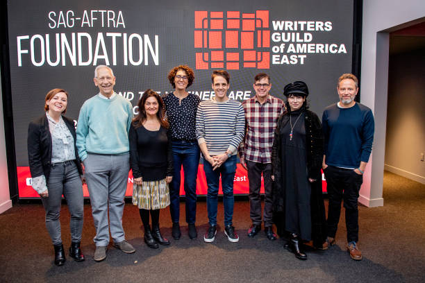 NY: SAG-AFTRA Foundation The Business: A Conversation With 2020 Writers Guild Nominees
