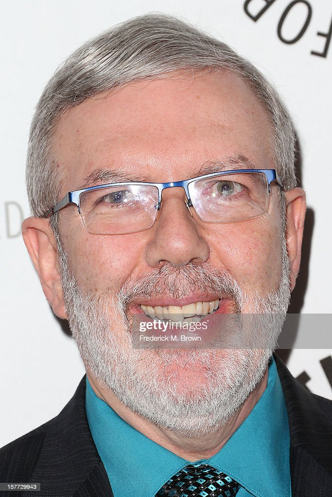 Moderator Leonard Maltin attends The Paley Center For Media's Holiday Salute To Danny Kaye at The Paley Center for Media on December 5, 2012 in Beverly Hills, California.