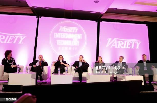 Moderator Mary Shelton Rose President Fox Tv Studios David Madden President NBCUniversal Digital Entertainment Vivi Zigler President COO Anonymous...