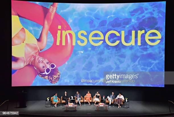 Moderator Regina King Executive Producer/Director Melina Matsoukas Executive Producer/Director/Writer Prentice Penny CoCreator/Executive...