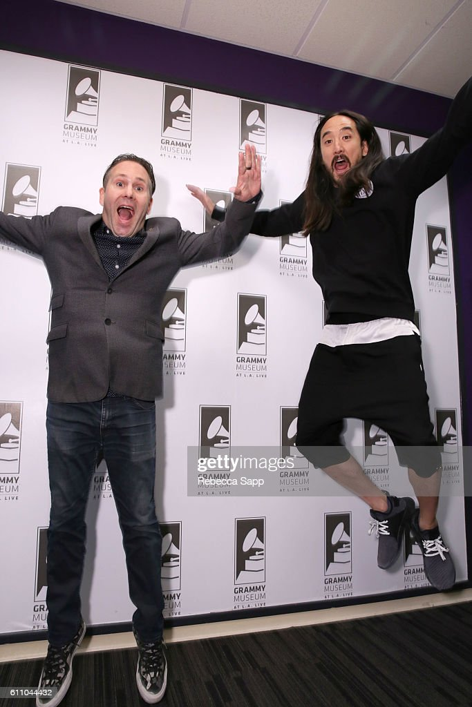 Up Close & Personal: Steve Aoki : News Photo