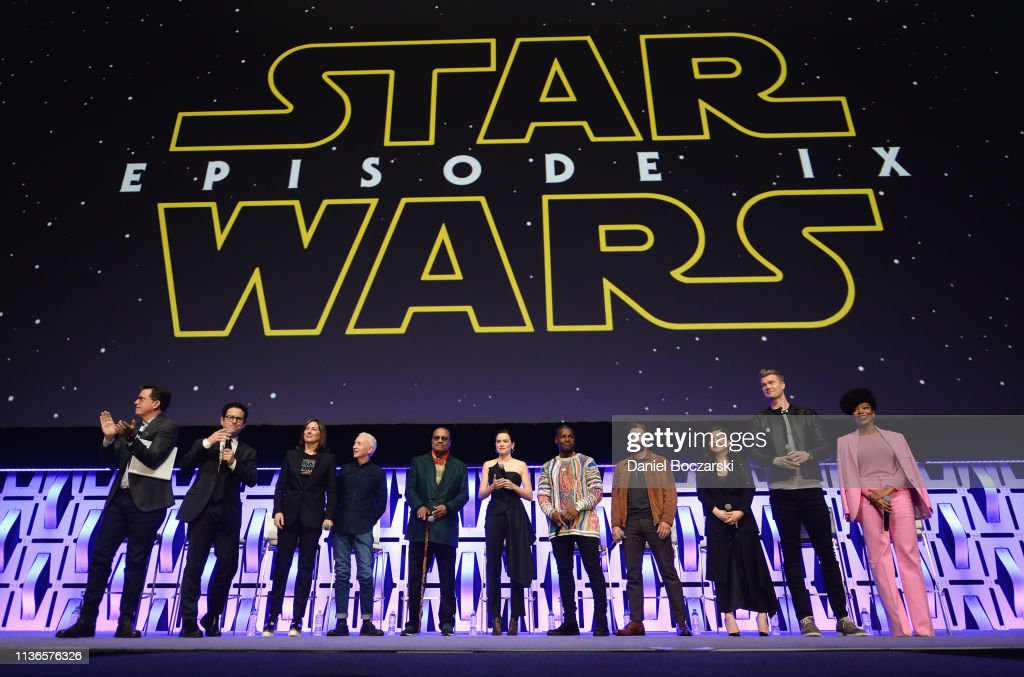 "Star Wars Celebration: ""The Rise of Skywalker"" Panel : News Photo"