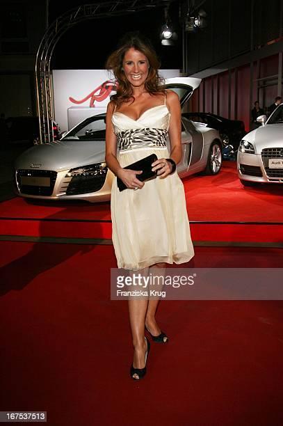 Moderatorin Mareile Höppner Bei Der Verleihung Der New Faces Awards Im Bcc In Berlin Am 030407