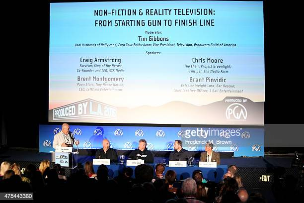 Moderator/Vice President of Television Producers Guild of America Tim Gibbons CoFounder and CEO 5X5 Media Craig Armstrong Principal The Media Farm...