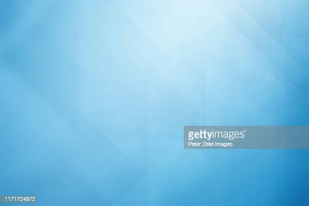 modern abstract blue background - blue background stock pictures, royalty-free photos & images