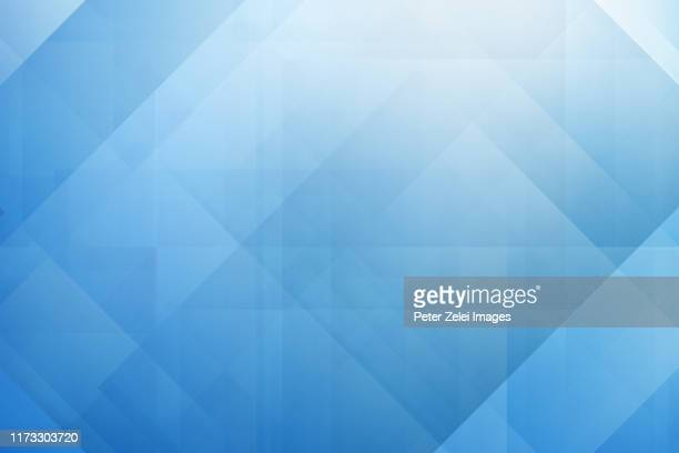 modern abstract blue background - blue stock pictures, royalty-free photos & images
