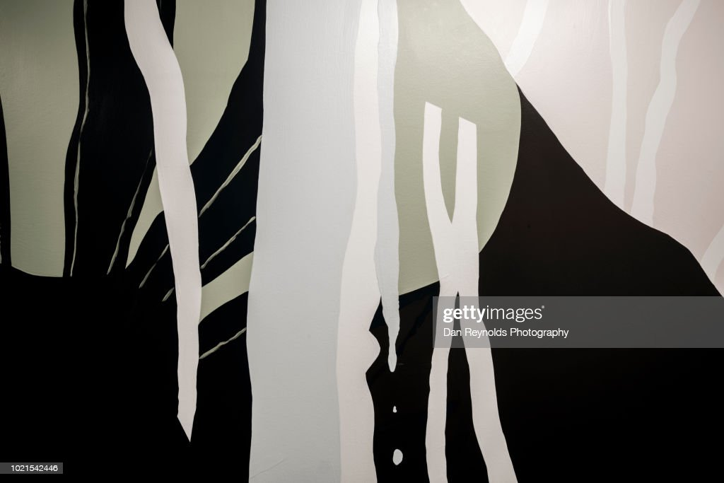 Modern Abstract of Colors and Shapes : Stock Photo