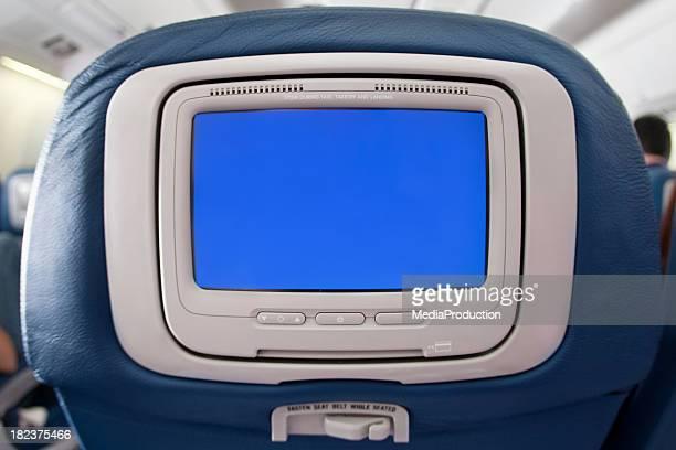 modern airplane seat