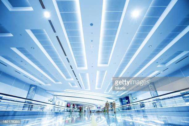 Moderne Flughafen