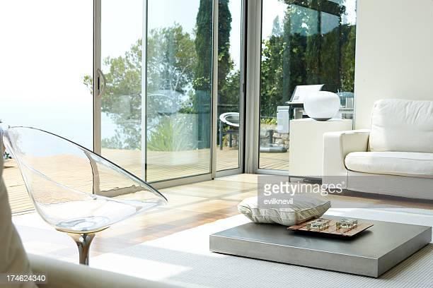 Modernes apartment, Innenansicht