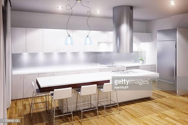 moderno appartamento - ventola di aspirazione foto e immagini stock