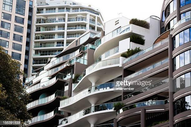 Appartamenti moderni in città