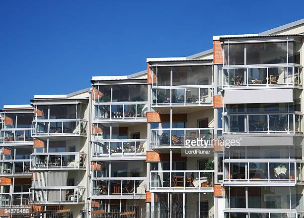 Moderne apartments