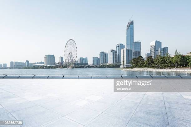 modern architecture background,suzhou - suzhou stock pictures, royalty-free photos & images