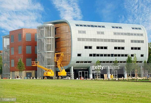 Modern Architecture in Leeds University