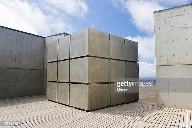 Moderne Architektur Lighthouse Cube