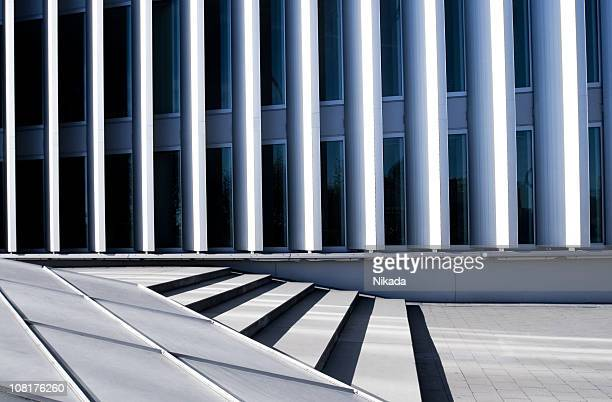 modern architecture - column stock pictures, royalty-free photos & images