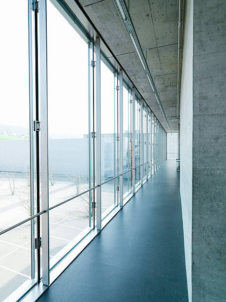 Modern Architecture Wall Art